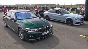Bmw Alpina B7 : alpina bmw b7 biturbo vs c63s amg vs audi rs6 avant youtube ~ Farleysfitness.com Idées de Décoration