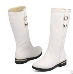 s boots size 12 2015 winter boots flat leather thigh high boots footwear for size 12 39 s boots