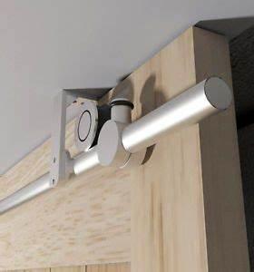 ceiling mount bracket stainless steel sliding barn wood With ceiling mount hardware for barn door