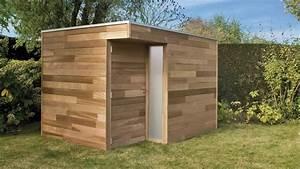 Abri De Jardin Toit Plat 10m2 : notre avis sur les abris de jardin ~ Nature-et-papiers.com Idées de Décoration