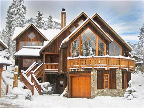 Banff Cabin 7 Stunning Banff Cabins That Will Rock Your World Travel