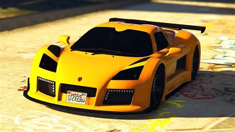 5 Cars We Need In Gta 5 Online! (gta 5 Car