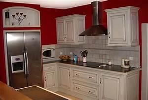 meuble de cuisine en chene doccasion 20171006213018 With cuisine en chene