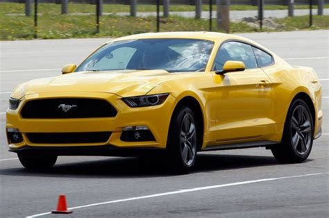 Mustang 2 3 Ecoboost by 2015 Ford Mustang Ecoboost 2 3 Ride Motortrend