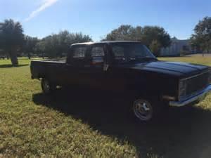 1987 Chevrolet Crew Cab Truck  2500 2wd 4 Door For Sale