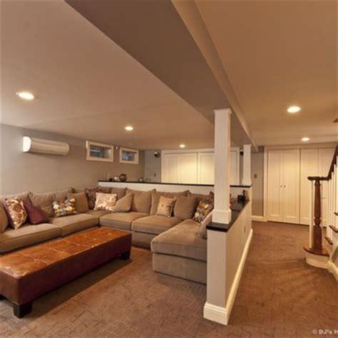 basement layouts finished basement ideas cool basements