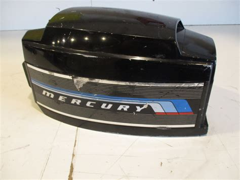 Mercury Prop Cover by Mercury Outboard Top Motor Engine Cowl Cover Merc 110