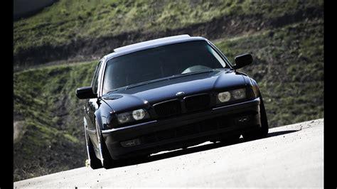 Black Bmw M5 E34 1991