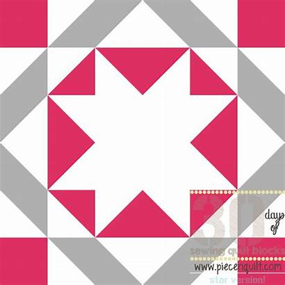 Star Block Quilt Pattern Union Blocks Patterns