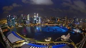 Singapore, Fifty, U2013, Bing, Wallpaper, Download