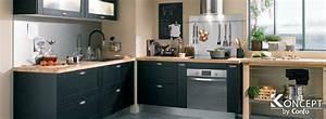 Cuisine Mystria Conforama Avis : inspirez vous la cuisine montmartre avec conforama ~ Nature-et-papiers.com Idées de Décoration