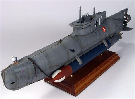 U Boat Type Xxviib Seehund by U Boot Typ Xxviib Seehund 1 35 By Michael Wolff