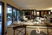 family room ideas La Jolla Luxury Family Room Before and After Robeson ...