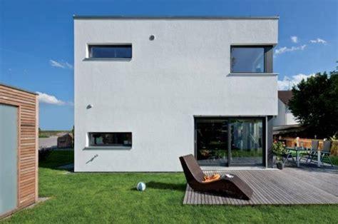 Moderne Kubushäuser by ᐅ Germering Kompakter Kubus