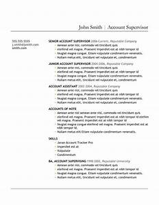 5 best samples resume objective examples samples of cv for Resumae template