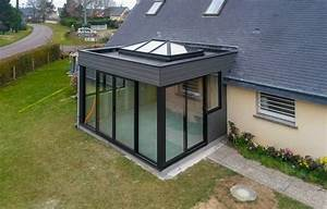 Puit De Lumière Toit Plat : toitures plates puits de lumiere la veranderie sainte ~ Dailycaller-alerts.com Idées de Décoration