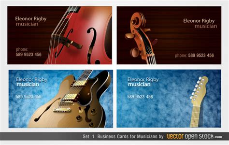 Musicians Business Cards Designs Business Card Case Silver Cutter Price In South Africa Bulk Design Free Printable Photography Psd Download Tactical Visiting Online Sterling