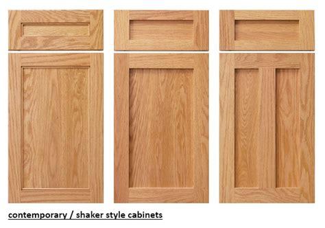 kitchen cabinet door styles trade secrets kitchen renovations part three cabinetry