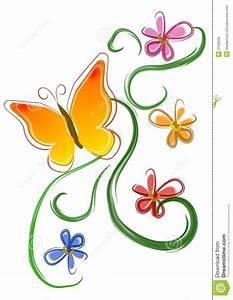 Butterflies Designs Clip Art (38+)