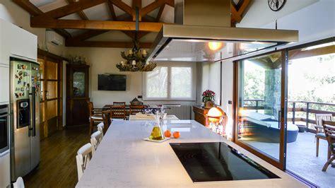 isla   terraza una cocina de ensueno