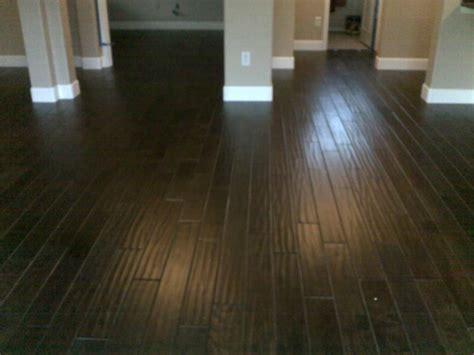 the reasons for installing bamboo flooring floor design