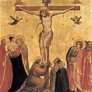 The Crucifixion - Giotto - WikiArt.org