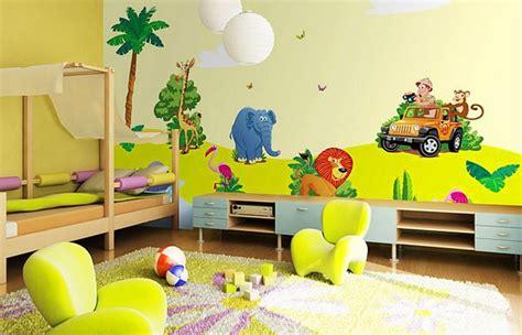 Kinderzimmer Gestalten Afrika by Kinderzimmer Dschungel Deko