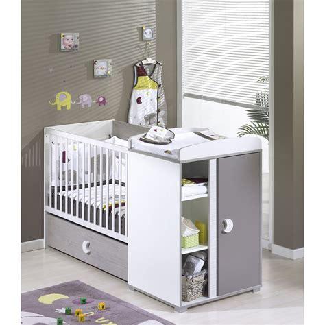 chambre bebe evolutive complete pas chere lit bébé chambre transformable 60 x120 cm india 30 sur