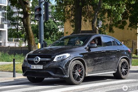 The decidedly less ruthless amg gle 43 coupe. Mercedes-AMG GLE 63 S Coupé - 29 June 2018 - Autogespot