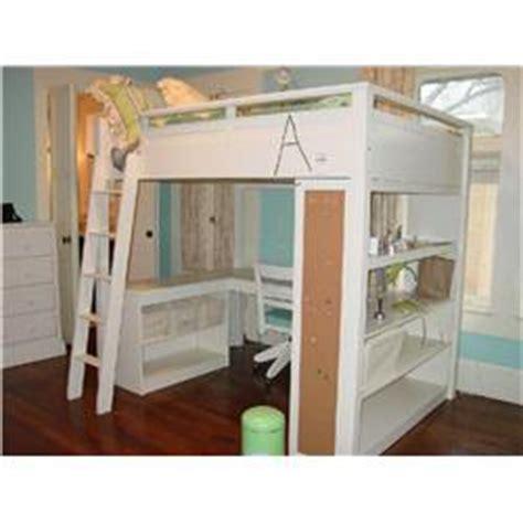 pottery barn loft bed with desk pottery barn sleep study loft bed white wooden loft bed