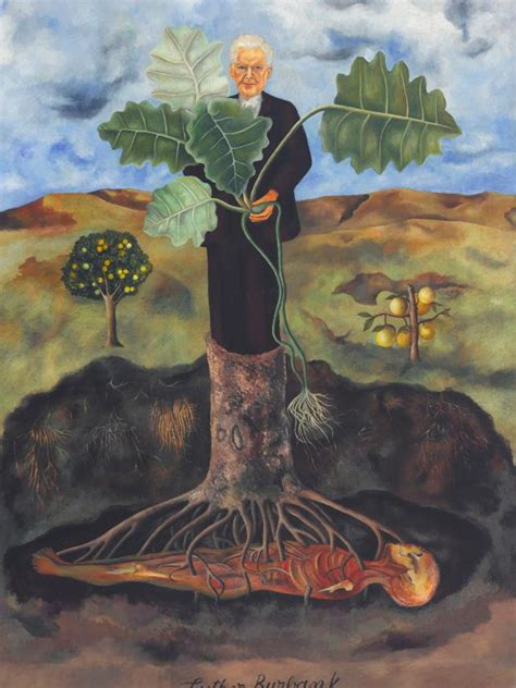 The Natural World Figures Prominently Frida Kahlo