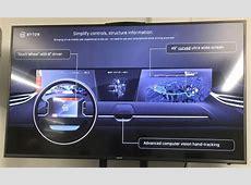 BYTON opens North American HQ; nextgen smart EVs for