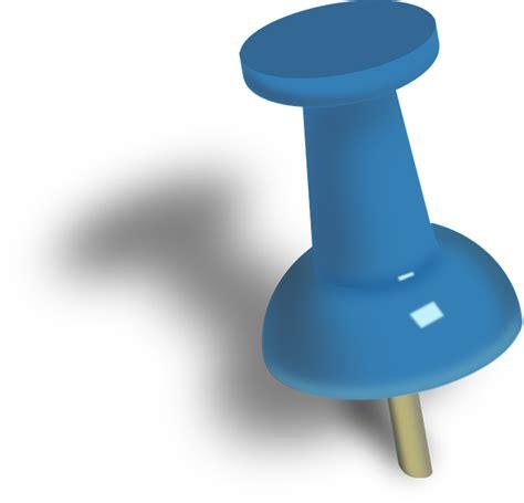 drawing pin pushpin push pin  vector graphic  pixabay
