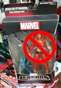 Petition · Aisle of Toys: Stop the Swap - Marvel Legends ...