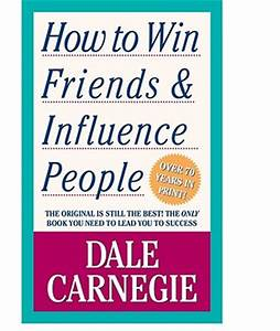 how to win friends and influence people mass market With how to win friends and influence people cover letter