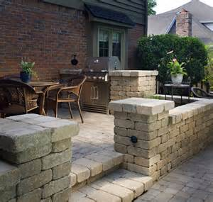 hardscape materials for patios imagine your outdoor oasis with hardscapes archadeck