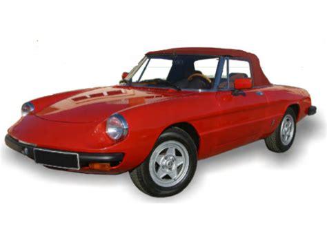 1981 Alfa Romeo Spider by Alpha Romeo Spider 1981