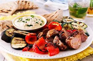 Grilled mezze platter recipe goodtoknow