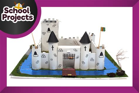 How To Draw A Tudor Boat by How To Make A Castle Hobbycraft
