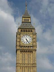 Inside Big Ben Clock Tower