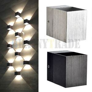 3w led square wall l porch walkway living room