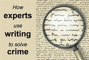 forensic linguistics With questioned document graphology