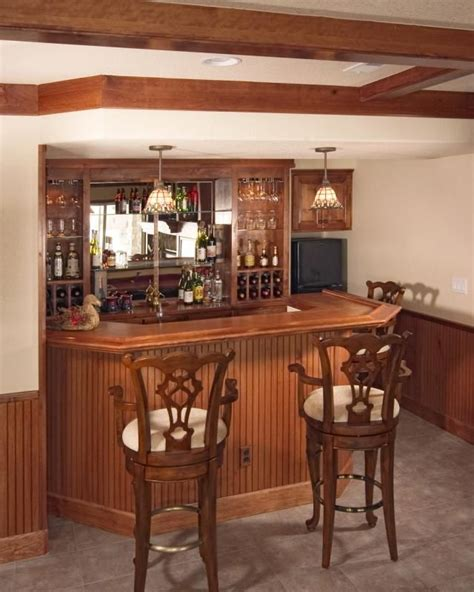 basement bar bars plans modern designs wet stylish counter rustic para wine cantina renovation space custom homesfeed room wooden corner