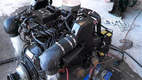 marine power volvo style sterndrive fuel