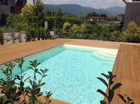 piscina in terrazza casa al mare con piscina fatela costruire in giardino in