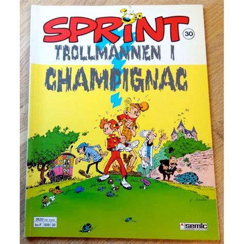 Sprint: Nr. 30 - Trollmannen i Champignac (1. opplag) - O ...