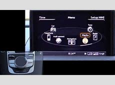 2015 Audi MMI Infotainment Review in the 2015 Audi A3