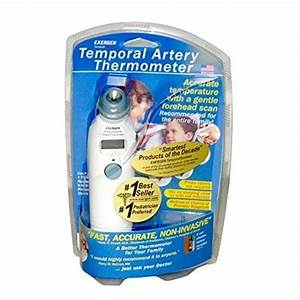 Detail Of Exergen Temporal Artery Thermometer Tat