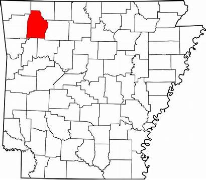 Arkansas Madison County Historic Map Wikipedia Svg