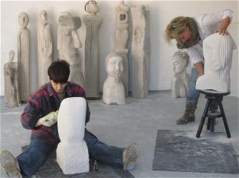 betonfiguren selber modellieren figuren aus beton modellieren moderne konstruktion
